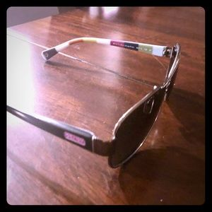 Coach unisex Aviator Sunglasses